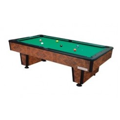 Roberto Sport pooltafel First Pool 224 met Lei