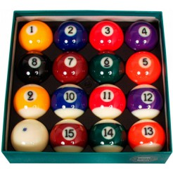 Poolballen Aramith 57,2 mm