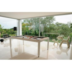 Pooltafel Aramith Fusion 7ft walnoot